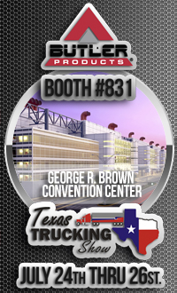 George R Brown Convention Center Trade ad