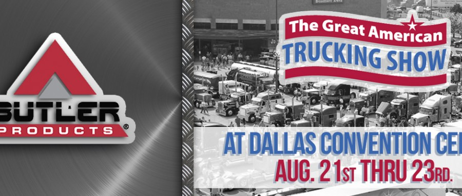 Great America Trucking Show at Dallas Convention Center Slider
